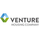 Venture Housing logo