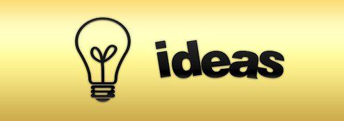 Ideas needed